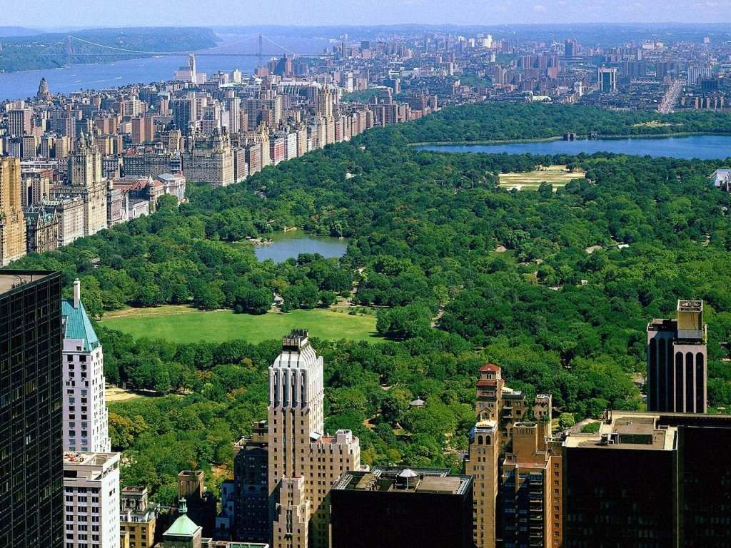 Central Park New York -
