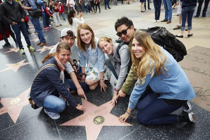 Visitar a sitios famosos como Hollywood - Los Ángeles UCLA