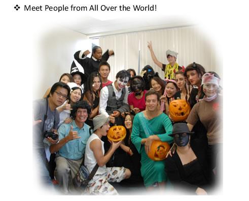 Con Estudiantes internacionales - Con Estudiantes internacionales Hawai
