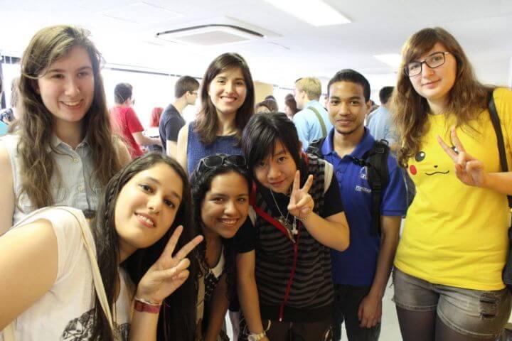 Programa sociocultural completo - Estudia japonés y diviértete. La escuela en Tokyo ofrece un programa sociocultural completo y variado para que saques el máximo partido a la lengua y a la ciudad.
