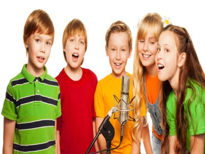 Programa de Voice - Cantar canciones en inglés como estrella de pop