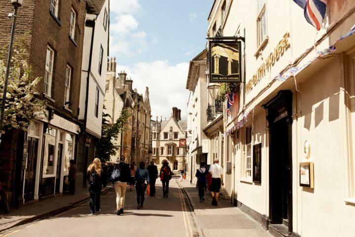 UK: estudia y vive allí - Estudia y vive un año en UK, referente en educación, arte y cultura