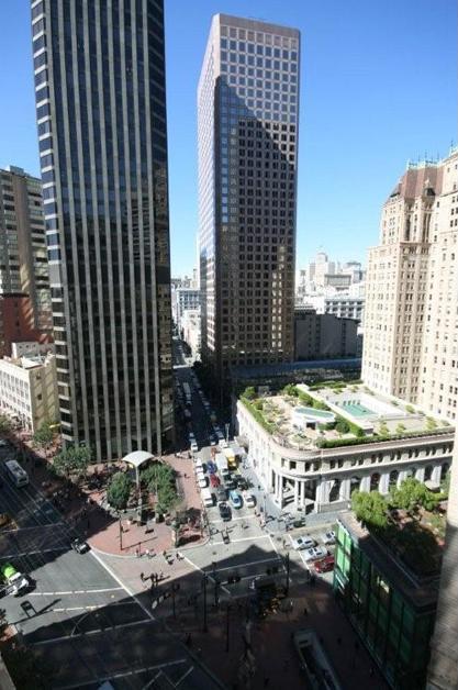 Vistas de San Francisco desde la Terraza de la Escuela -