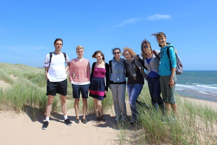 Programa sociocultural completo - Las actividades que propone la escuela de inglés en Aberdeen son variadas y están relacionados con el curso
