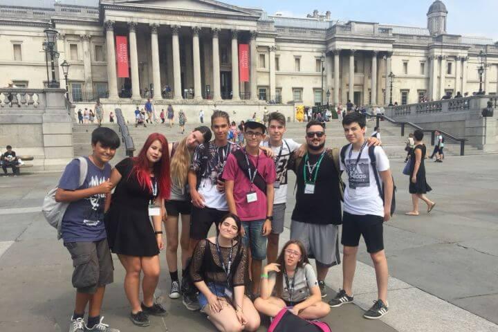 Excursiones incluidas en el programa de verano para jóvenes. - Disfruta de las ventajas de la gran capital londinense