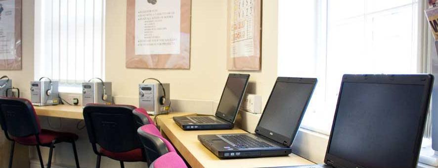 Sala de Ordenadores - British Study Centres