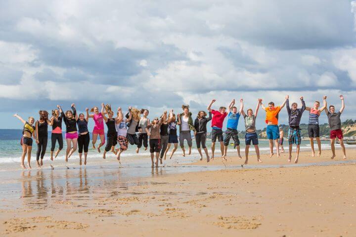 Bournemouth: pequeño paraíso - Ciudad para disfrutar de la costa con sus 11 kilómetros de playa