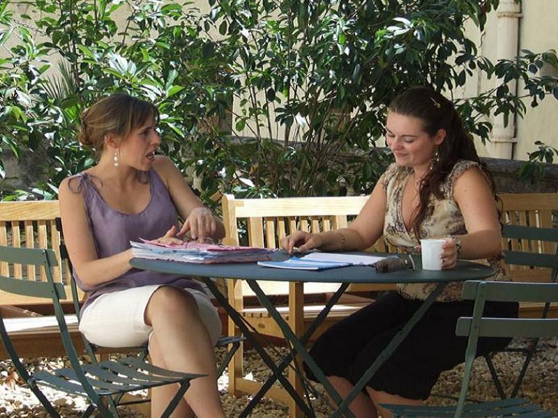 Ambiente internacional - Nuestra escuela de francés en Montpellier recibe todos los años a alumnos de todo el mundo, por lo que tiene un ambiente internacional en el que la lengua compartida es el francés.