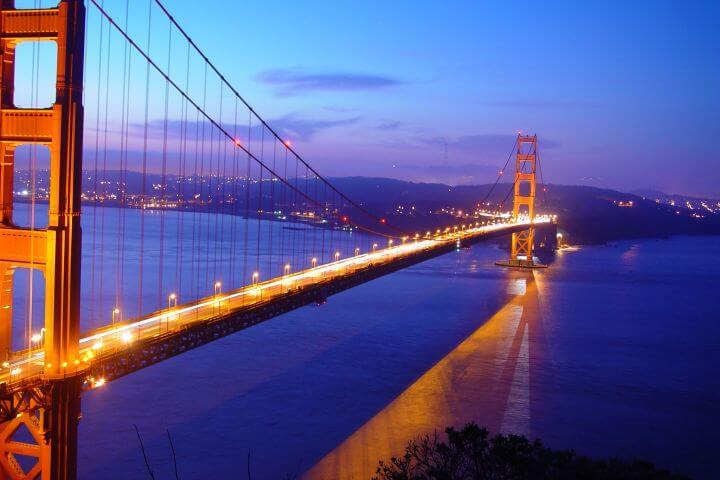 Descubrir la hermosa ciudad de San Francisco - Excursiones para conocer la ciudad costera