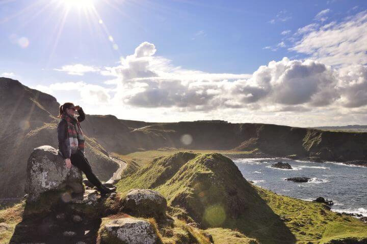 La costa de Irlanda - Disfruta de los paisajes naturales de Irlanda