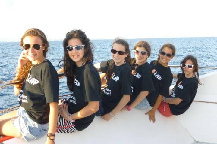 Crucero a la Isla de Tabarca - Programa de ocio y tiempo libre diurno