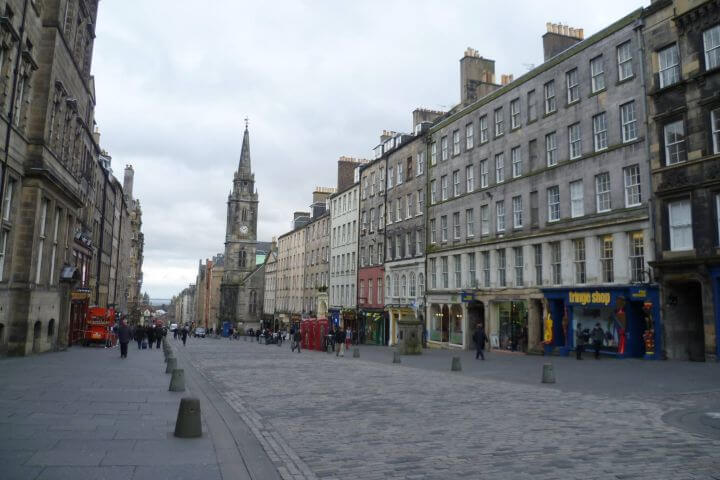 Conocer Edimburgo - La Escuela Edinburgh School of English, Edimburgo