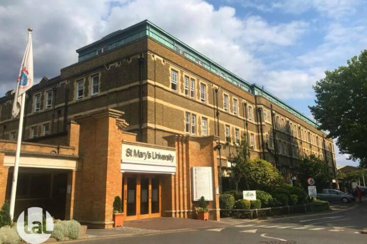 Universidad St Mary's Londres. - El programa de verano para jóvenes se organiza en las instalaciones de la Universidad.