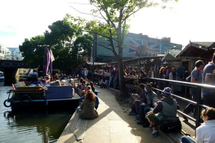 Camden Town - Piérdete por los barrios de Londres y practica inglés donde quiera que vayas
