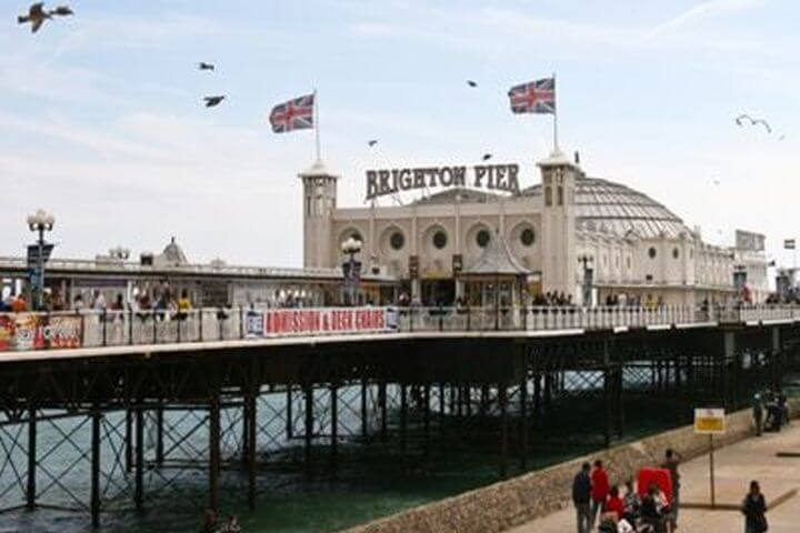 Brighton - Descubre la bonita ciudad de Brighton al sur de Inglaterra.