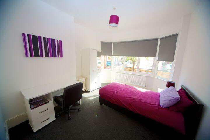 Alojamiento - Las habitaciones son amplias y modernas