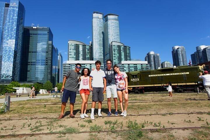 Descubrir Toronto durante las excursiones - Conocer la bonita ciudad canadiense