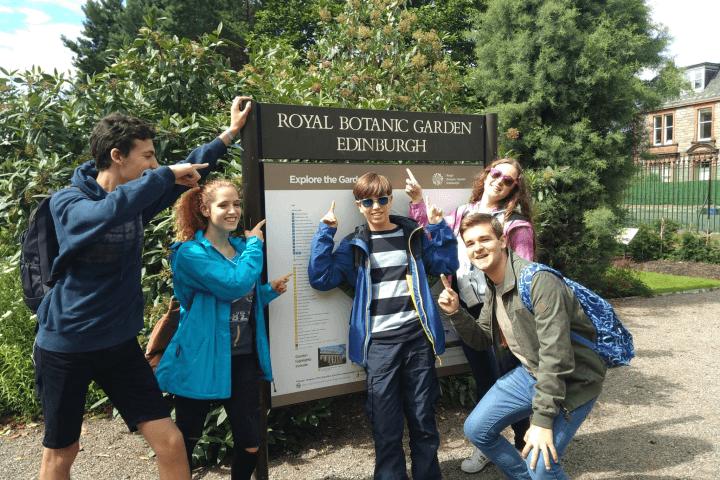 Campamento en Escocia - Dirigido a jóvenes que quieren pasar un verano en Escocia