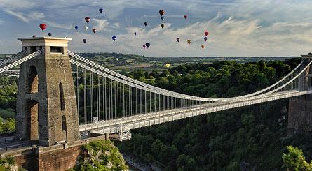 La oportunidad de Conocer Bristol -