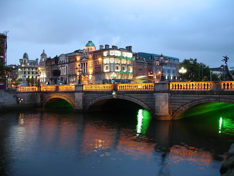 Au pair en Dublín - Trabaja como au pair en Dublín, disfruta de la capital irlandesa mientras aprendes inglés