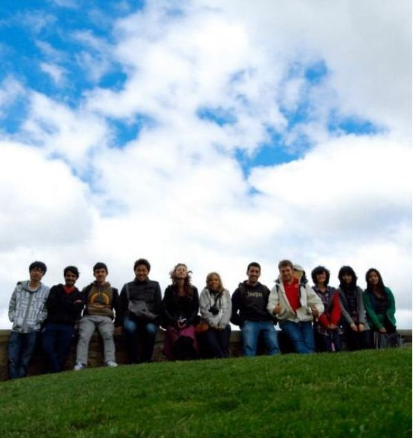 Alumnos de la escuela - English in York