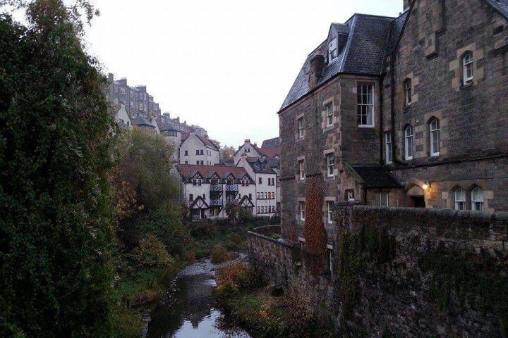 La ciudad respira historia y cultura - Edimburgo es una ciudad con muchos sitios históricos para descubrir