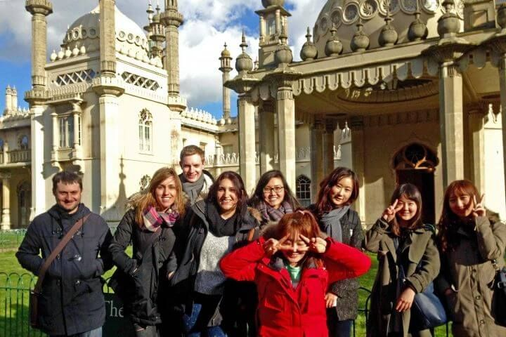 Royal Pavillion - Brighton: vida, cultura e historia