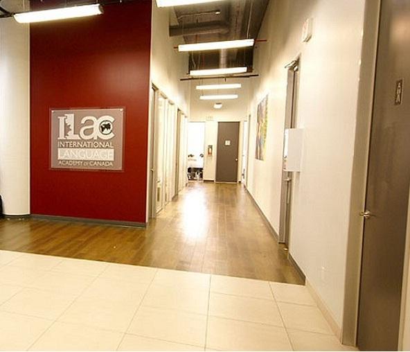 Instalaciones de la EScuela -  ILAC Language Juniors Vancouver, Canadá