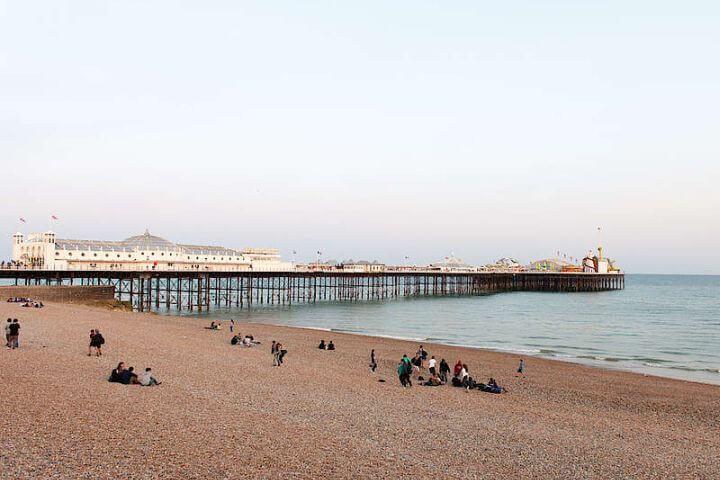 Clima templado en Inglaterra - Disfruta de las playas de Brighton en verano