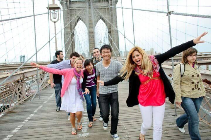 Programa sociocultural completo - Descubre los boroughs de Nueva York y sus alrededores