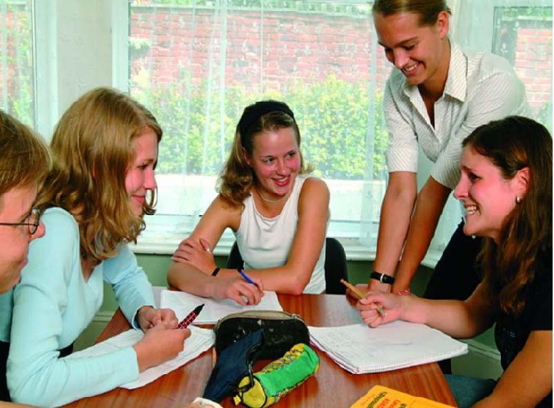 Las aulas - Languages Plus Exmouth - Devon