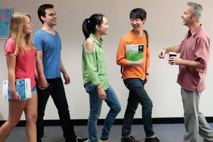 Clases dinámicas - Profesores con experiencia en la enseñanza del inglés como lengua exranjera