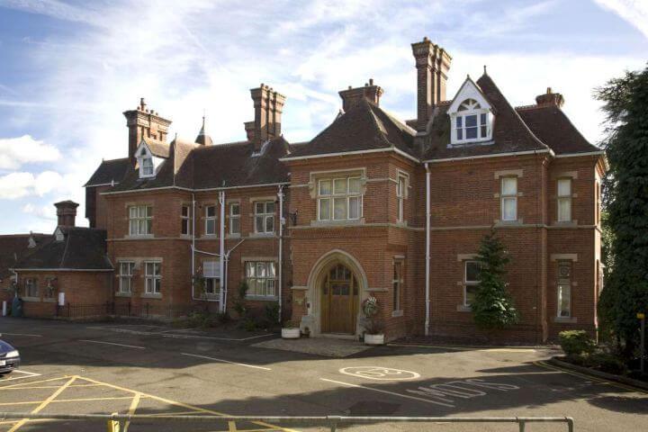 La escuela - Instalaciones modernas y cómodas