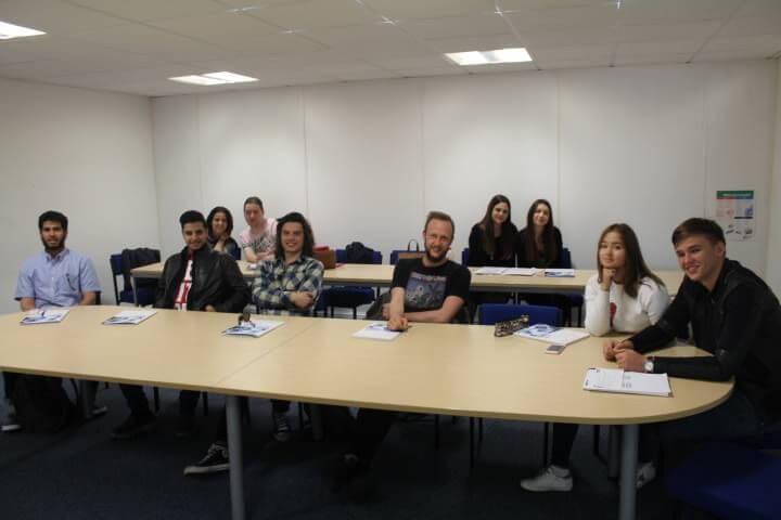 Aulas modernas - Escuela de inglés en Manchester
