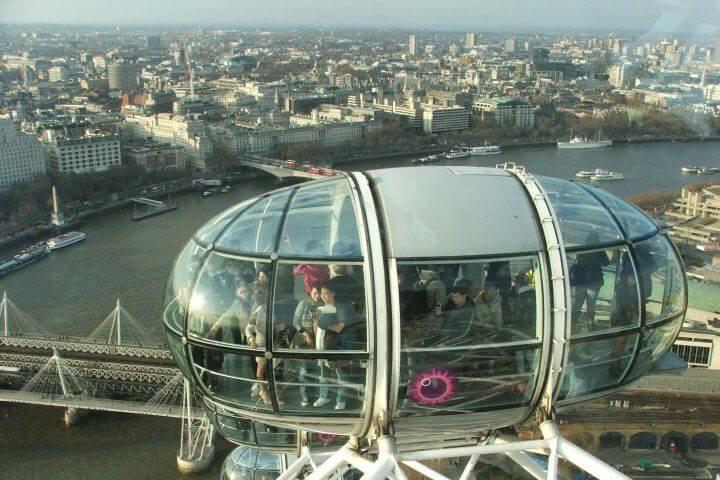 Londres: turismo y ocio infinitos - En la capital siempre tendrás algo que hacer
