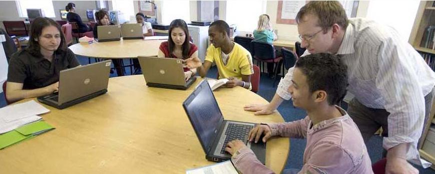Biblioteca - British Study Centres