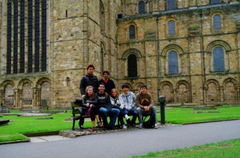 De turismo por York -