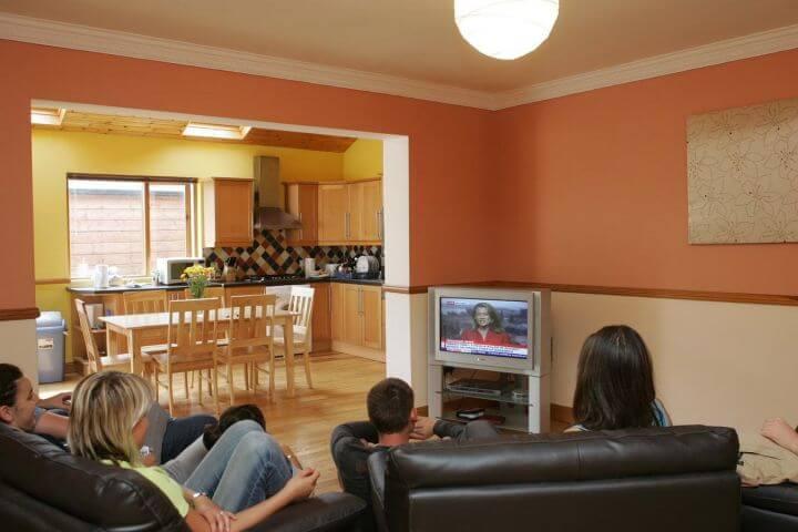 Diferentes opciones de alojamiento - En familia, residencia o apartamento