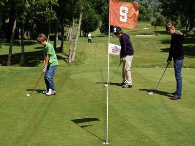 Programa de Golf - Hacer Golf y hablar inglés