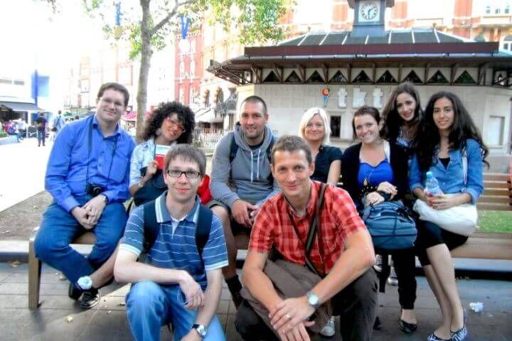 Programa sociocultural variado - Actividades de lunes a viernes y excursiones los fines de semana