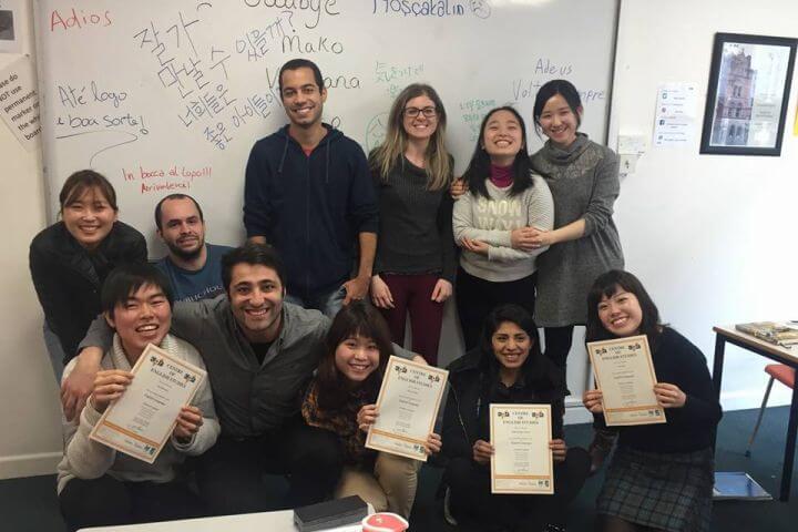 Final de curso - Cuando terminas el curso con éxito recibes un certificado.