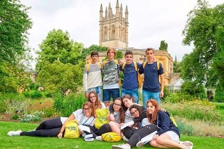 Curso de verano en Oxford - Aprende inglés este verano en Oxford (Inglaterra)