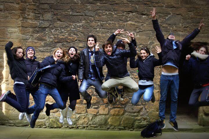 Tu instituto de viaje - Viaja con tu instituto a Edinburgo u otros destinos en Reino Unido e Irlanda con Over The Rainbow