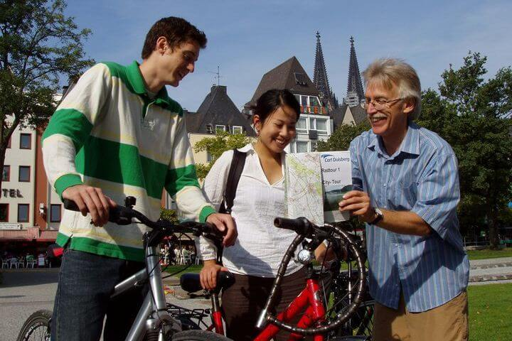 Programa de Actividades Complementario - Escuela de alemán en Colonia