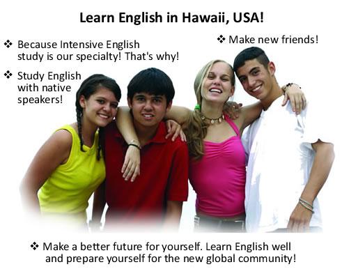 Inglés en Hawai ! - Inglés en Hawai !