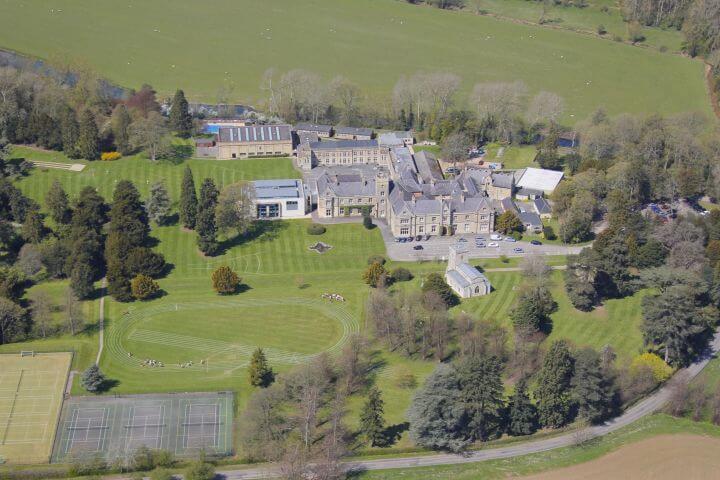 Alojamiento en el Campus - Residencia en el colegio Thornton en Oxford