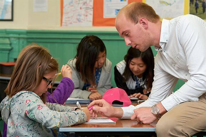 Clases con mucha atención personal - Las clases son dirigidas en el nivel y las habilidades del alumno
