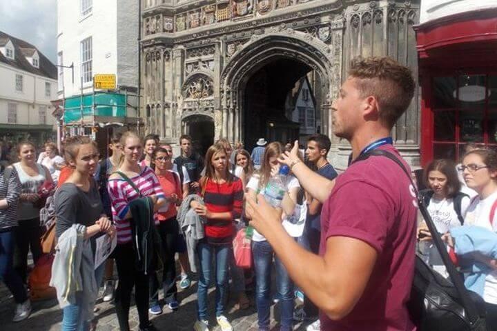 Excursiones a sitios culturales - Visitas a Londres, Oxford o Canterbury
