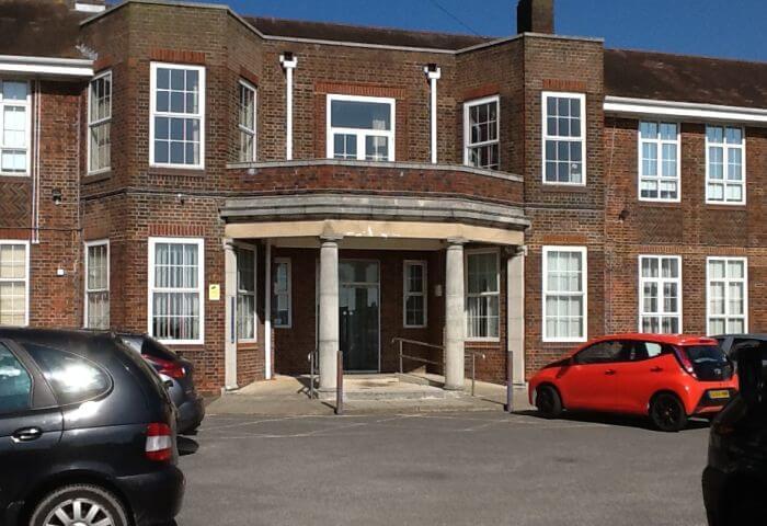 Instalaciones del Instituto en Brighton - Inmersión en Instituto local