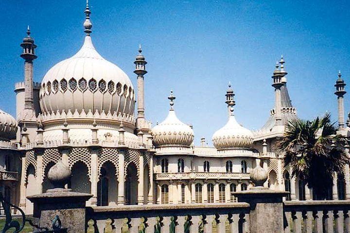 Royal Pavillion - Brighton fue detino aristócrata en el siglo XIX y ahora es destino turístico y universitario